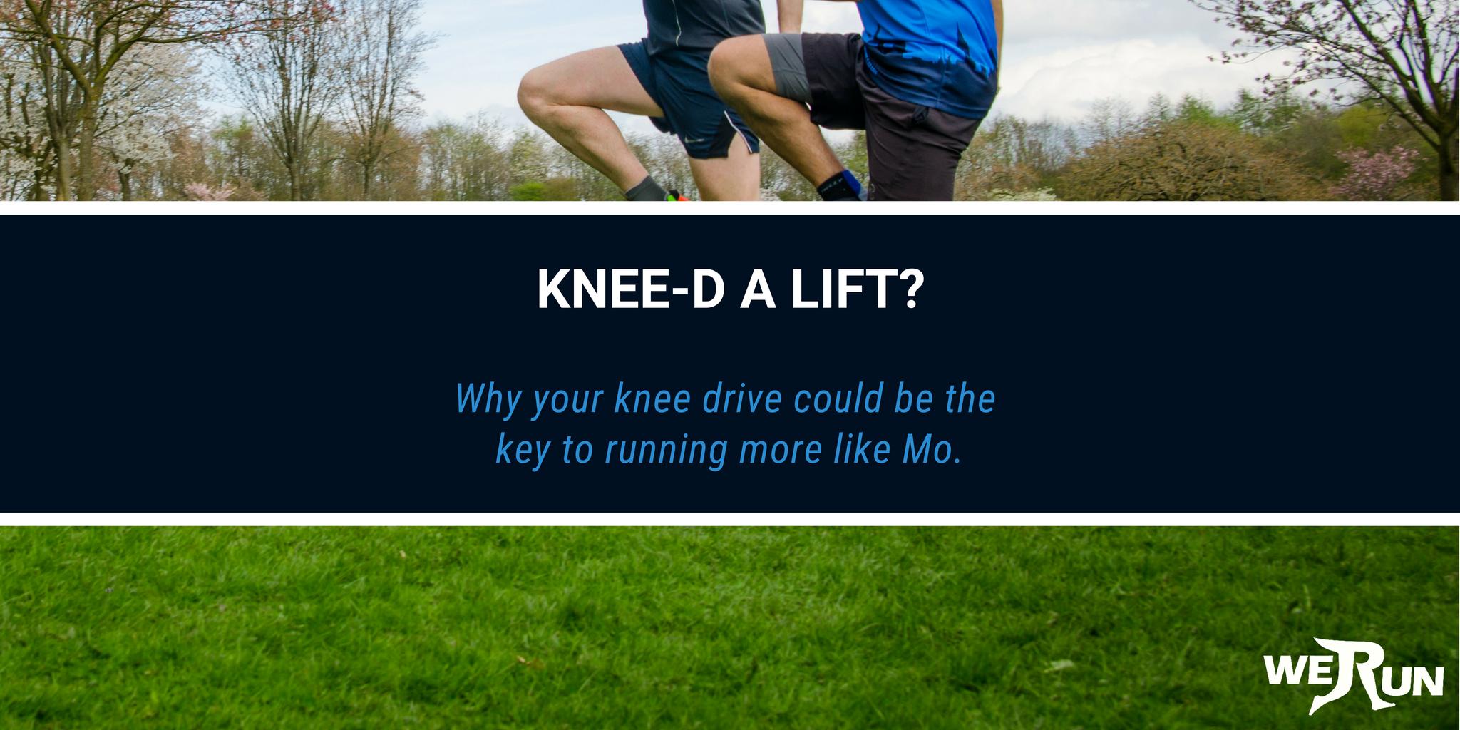 knee drive